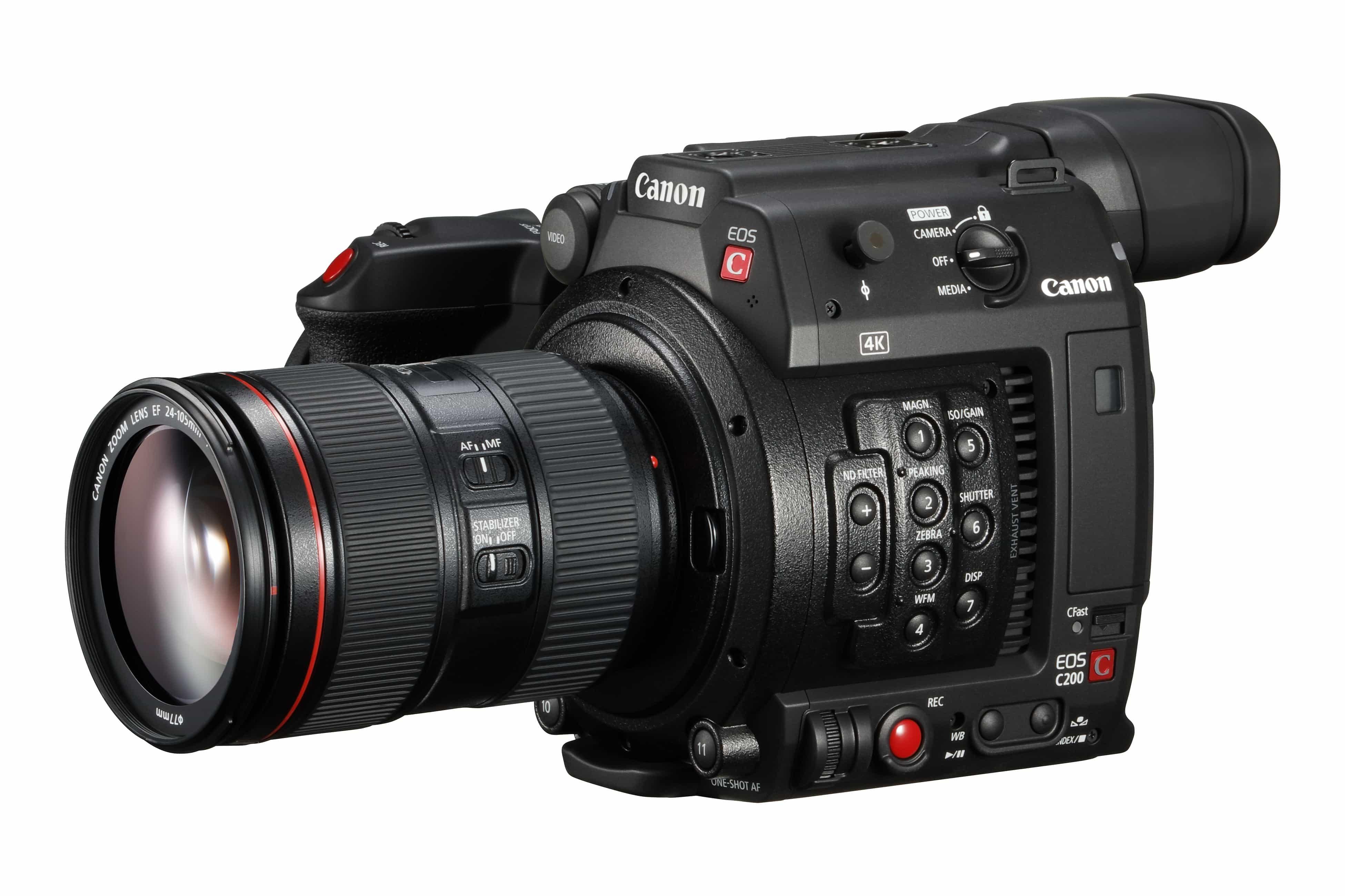 Canon lanserer ny Cinema EOS med 4k RAW - Nybrott Media AS