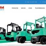 Seljelid Truckutleie har fått nye nettsider - Nybrott Media AS
