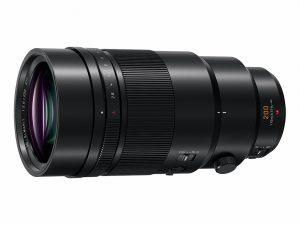 Panasonic 200mm f/2.8 - Nybrott Media AS