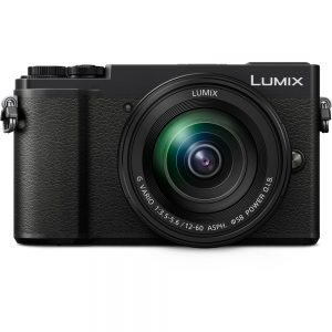 Panasonic Lumix GX9 Sort - Front