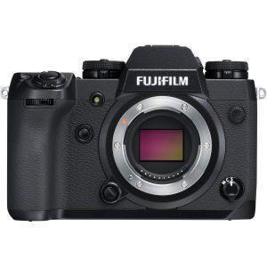 Fujifilm X-H1 - Front