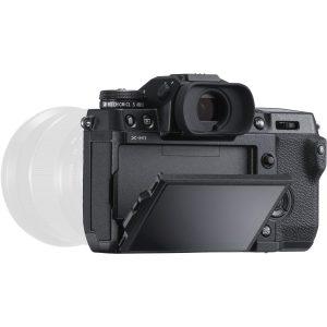 Fujifilm X-H1 - Vippeskjerm
