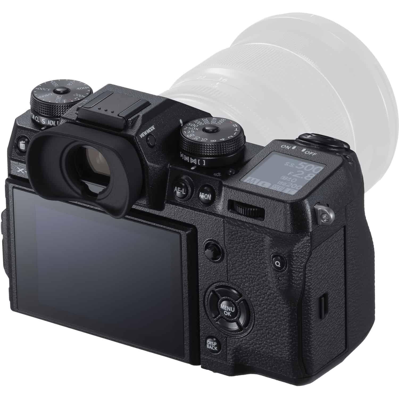 Fujifilm X-H1 - LCD-skjerm